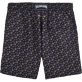 Men Classic Printed - Micro Ronde des Tortues Swim shorts, Navy back