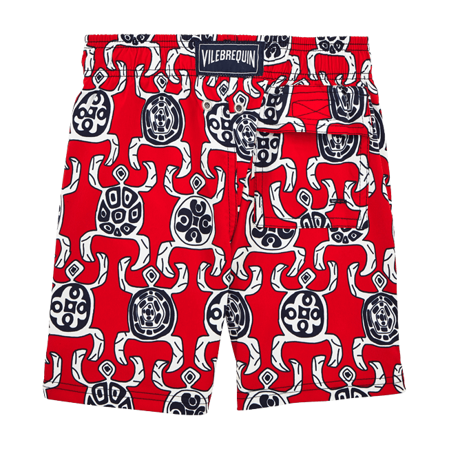 Vilebrequin - Primitive Turtles Superflex Swim Shorts - 2