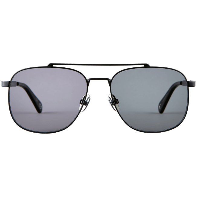 Vilebrequin - Unisex Sunglasses Polarised Smoke Matt - 1