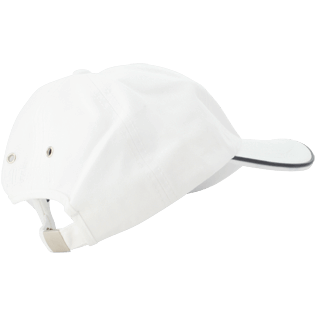 Others Solid - Unisex Cap Solid, White back