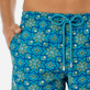 Men 017 Graphic - Men Embroidered swimtrunks Tanger - Limited Edition, Seychelles supp1