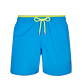 Men Classic Solid - Men Swim Trunks Solid Bicolor, Atoll front