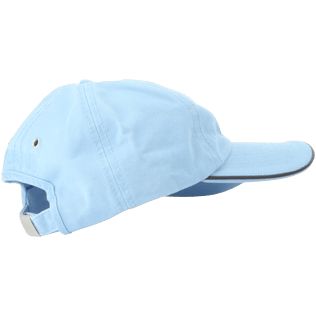 Others Solid - Kids Cap Solid, Sky blue back