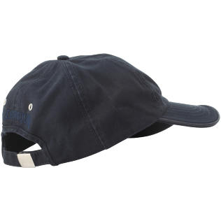 Others Solid - Unisex Cap Solid, Navy back