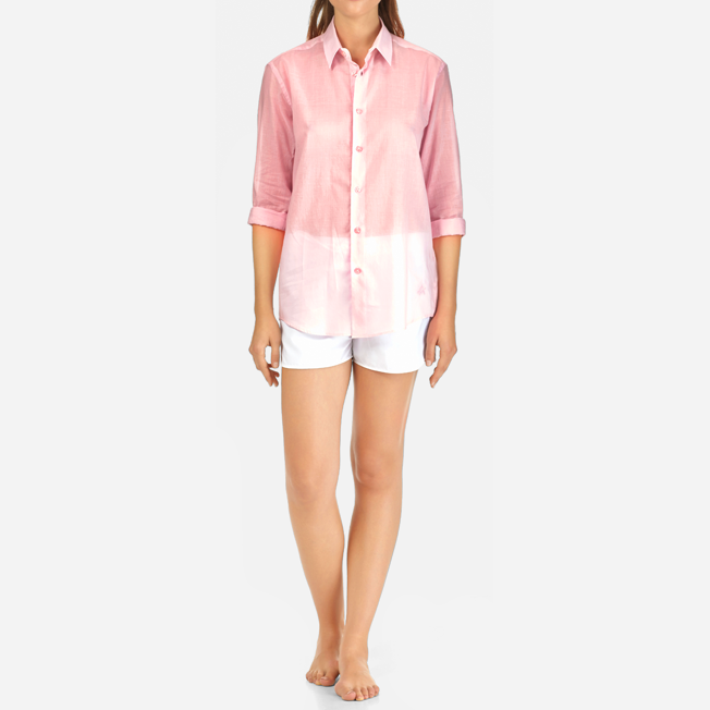 Vilebrequin - Unisex Cotton Shirt Solid - 8