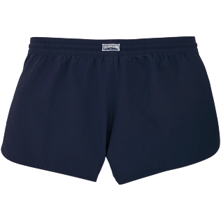 Women Shorties Solid - Solid shortie, Navy back