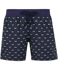 Boys Others Magic - Boys Swim Trunks Glow in the dark Crabs, Midnight blue front
