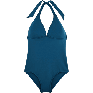 Women One Piece Solid - Solid shaping One piece, Spray front