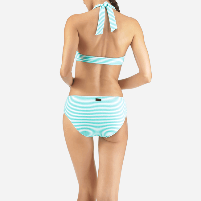 Vilebrequin - Stripped Terry Bikini bottom - 5