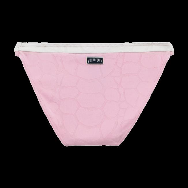Vilebrequin - Jacquard Turtles Scales Bicolore Bikini bottom - 2