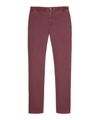 Men Others Solid - Men Jogging Gabardine Pants, Murasaki front