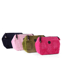 Others 印制 - Zipped Terry Pouch - Color assigned at random to your order, Unique front