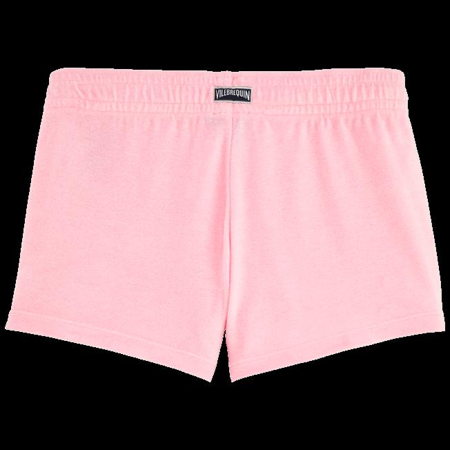 Vilebrequin - Pantalón corto en tejido terry liso para mujer - 2