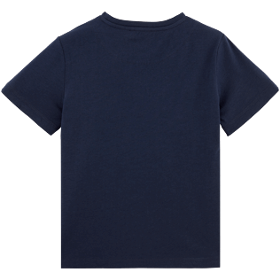 Boys Tee-Shirts Printed - Turtles Tee Shirt, Navy back