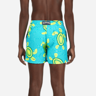 Men Classic / Moorea Printed - Men Swimtrunks Mosaic Turtles, Curacao supp2