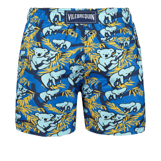 Boys Others Printed - Boys Ultra-Light and packable Swimwear Sydney - Web Exclusive, Sea blue back