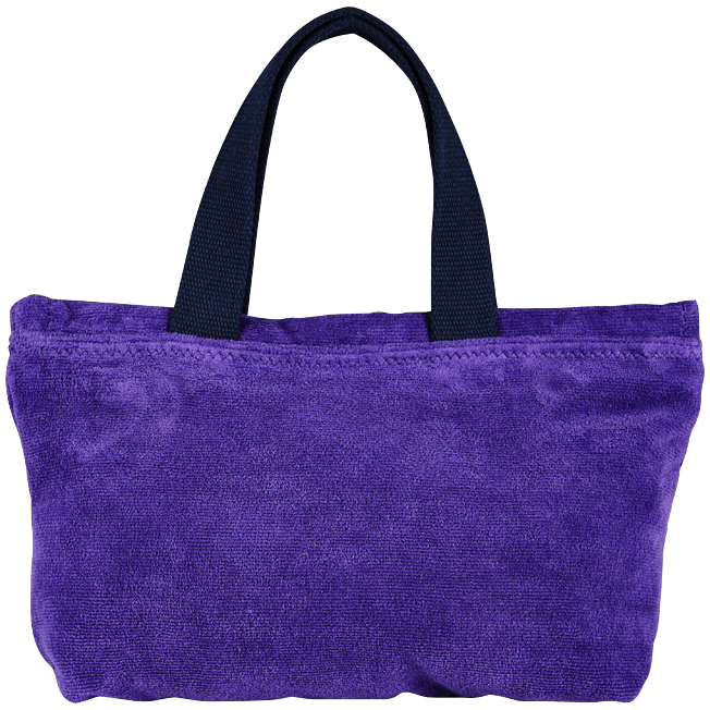 Vilebrequin - Beach Pouch in Terry Cloth Solid Jacquard - 2