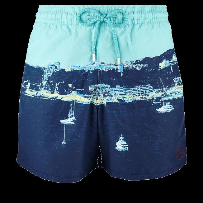 Vilebrequin - Maillot de bain Homme Monaco Marine 360° - 1