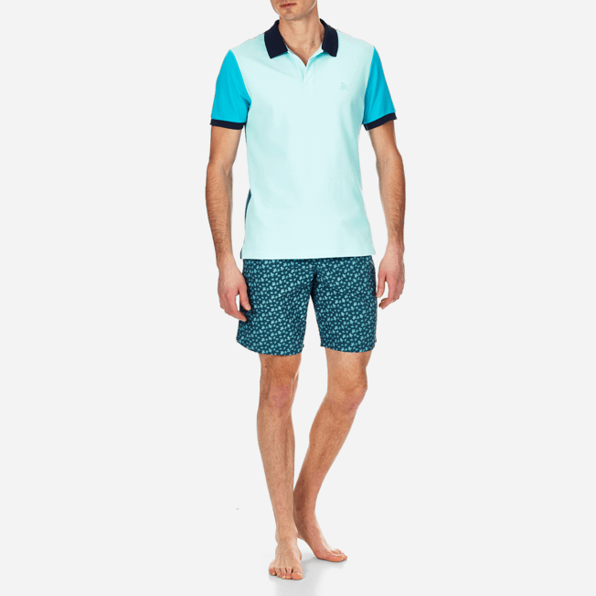 Vilebrequin - Multicolor Cotton pique polo - 3