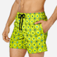 Men Embroidered Embroidered - Men Swimwear Embroidered Squad Turtles - Limited Edition, Chartreuse supp1