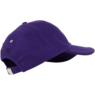 Others Solid - Unisex Cap Solid, Plum back