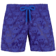 Girls Others Magique - Girls Swim Short Crabs, Royal blue frontworn
