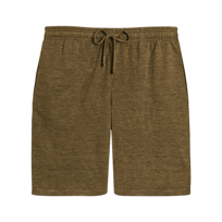 Men Others Solid - Unisex Linen Bermuda Shorts Solid, 466 front