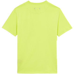 Men Others Solid - Men Organic Cotton T-Shirt Solid, Coriander back