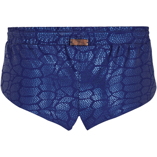 Women Others Printed - Women Short Shortie Shell Turtles, Navy back