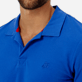 Men Others Solid - Men Cotton Pique Polo Shirt Solid, Sea blue supp1