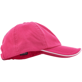 Caps AND Hats Solid - Solid Cap, Shocking pink front