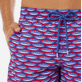 Men Classic Printed - Men Swimwear Marbella, Gooseberry red supp1
