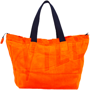 Others Solid - Unisex Large Beach Bag Solid, Medlar front
