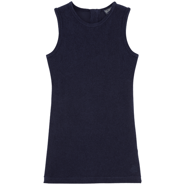 Vilebrequin - Solid Terry Sleeveless dress - 1
