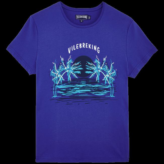 Vilebrequin - T-shirt en Coton Homme Vilebreking - 1
