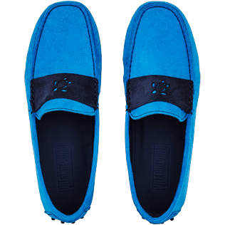 Men Others Solid - Men Very soft Daim Loafers Solid, Atoll front