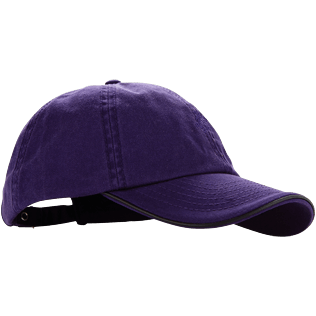 Others Solid - Unisex Cap Solid, Amethyst front