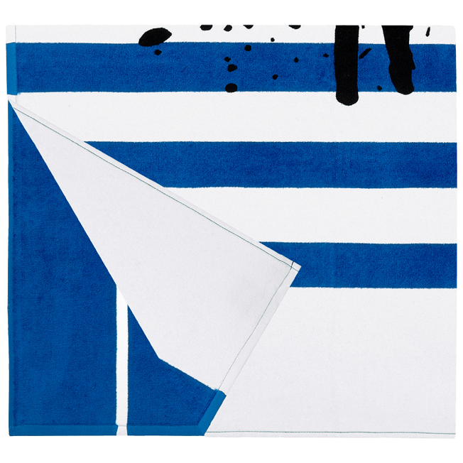 Vilebrequin - Serviette de plage Karl Lagerfeld - 2
