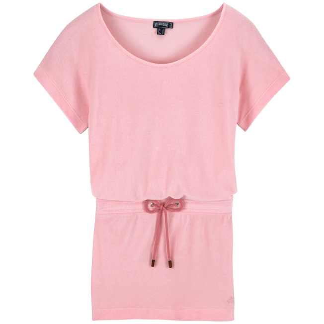 Vilebrequin - Solid Terry Tee Shirt dress - 1