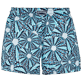 Women Others Printed - Women Swim Short Oursinade, Navy back