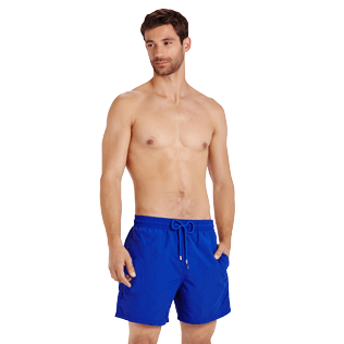 Men Classic Magique - Men Swimtrunks Water-reactive Crabs, Royal blue supp4
