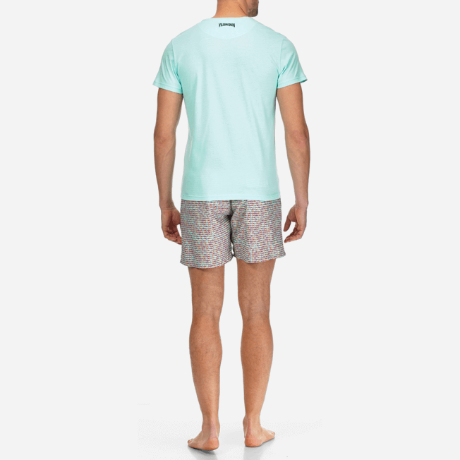 Vilebrequin - T-shirt en Coton Homme Tel père, tel fils - 4