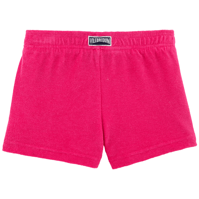 Vilebrequin - Girls Terry Cloth Shortie Solid - 2