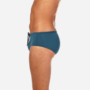 Men Short, Fitted Solid - Solid Jersey Solid swim briefs, Spray supp3