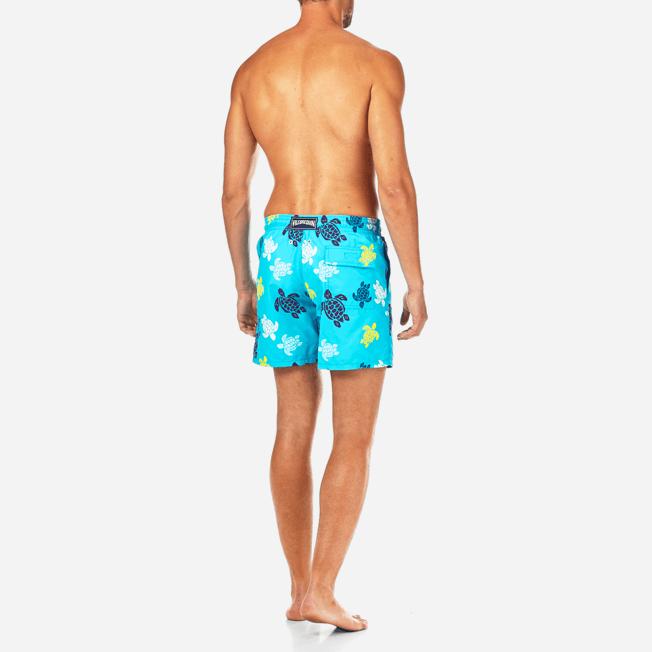 Vilebrequin - Bañador con estampado Tortues Multicolores - 4