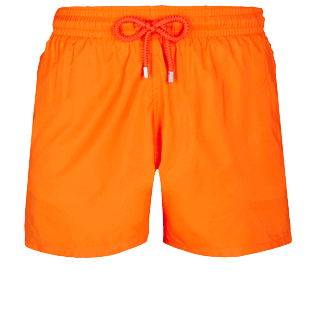 Hombre Clásico ultra ligero Liso - Men Swimwear Ultra-light and packable Solid, Azafran front