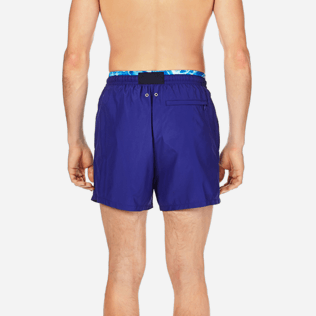 Men Ultra-light classique Solid - Men Lightweight and Packable Swimwear Solid and Splash, Neptune blue supp2