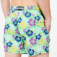Men Classic Printed - Men Swim Trunks Tropical turtles, Cardamom supp1