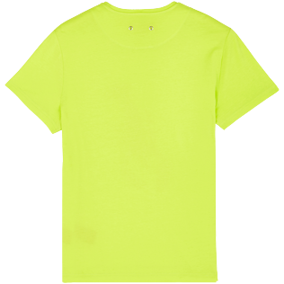 Uomo Altri Stampato - Men Cotton T-Shirt Lobster 3D effect, Citronella back