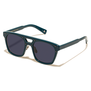 Autros Liso - Gafas de sol de color liso unisex, Spray back